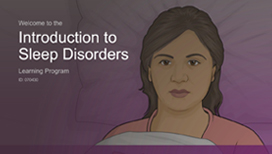 Introduction to Sleep Disorders